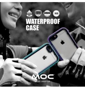 Etui Waterproof Case do iPhone 7 8 Black